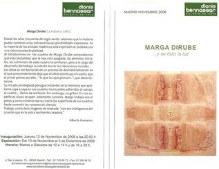expo bennassar 2008- catálogo