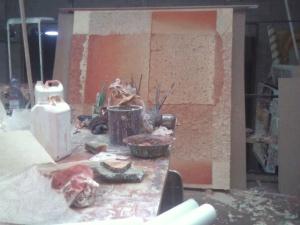 Estas fotos son de mi antiguo estudio